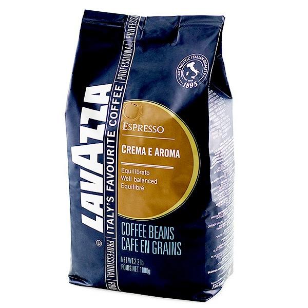 Кофе Лавацца Крема Арома Эспрессо Lavazza Crema Aroma Espresso