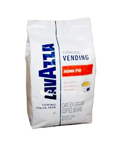 Кофе Lavazza Aroma Piu Vending