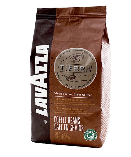 Кофе Lavazza Tierra Arabica