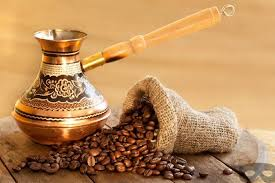 турка и кофе