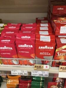 coffee lavazza
