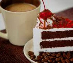 кофе и пирожные 2