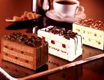 кофе и пирожные 1