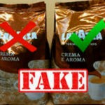 lavazza fake
